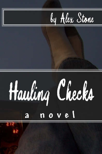 Hauling Checks, Aviation Comedy by Alex Stone